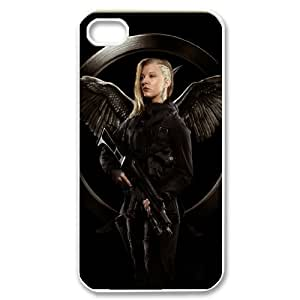 Iphone 4,4S The Hunger Games 3 Phone Back Case Customized Art Print Design Hard Shell Protection HG082607