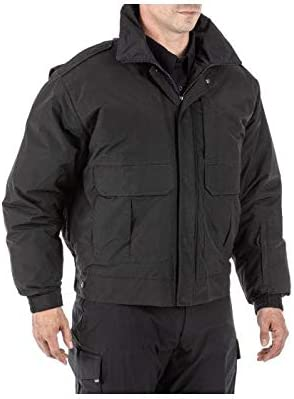 5.11 Tactical Signature Duty Jacket Style 48103 Quilted Liner Wind- and Water-Resistant