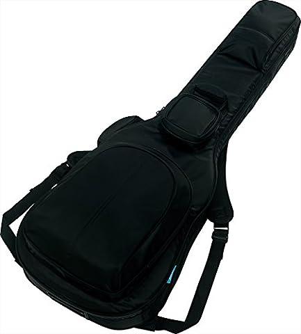 Ibanez IBB924BK Power pad Electric Bass Gig Bag , Black (Bass Gig Bag Ibanez)