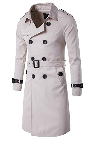 Classic Belted Trench - 9