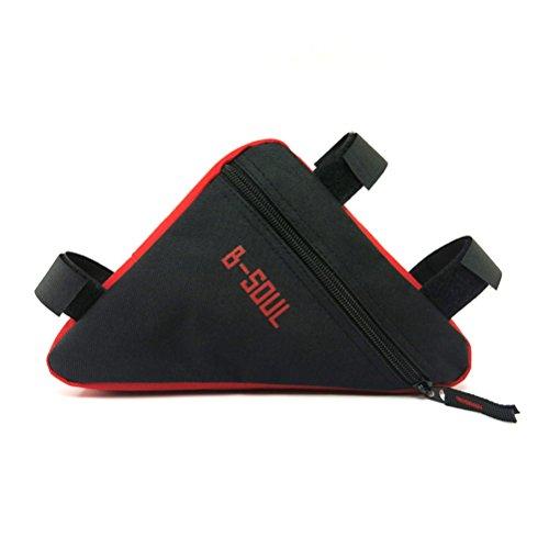 Rouge Triangle En Le noir Et Sacoche Cyclisme Pour Extrieur Vorcool Waterproof OxvUwq5Pa