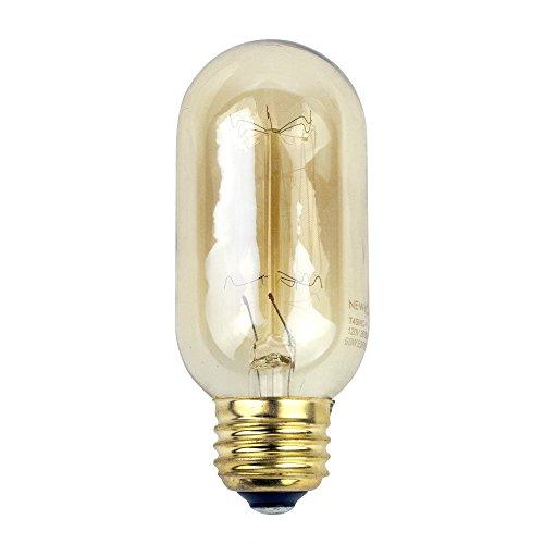 Cheap Newhouse Lighting T45 Incandescent Thomas Edison Filament Light Bulb