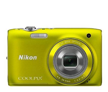 amazon com nikon coolpix s3100 14 mp digital camera with 5x nikkor rh amazon com  nikon coolpix s3100 owners manual