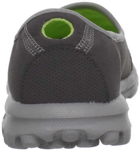 Low Charcoal USA Top Go Trainers Womens Skechers Walk qPwIAfIZ