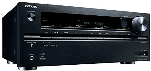 Onkyo TX-NR636 7 2-Ch Dolby Atmos Ready Network A/V Receiver