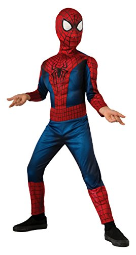 The Amazing Spider-man 2, Deluxe Spider-man Costume, Child Small