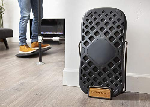 Balance Board for Standing Desk | Wobble Board for Under Desk Exercise by FluidStance by FluidStance (Image #6)