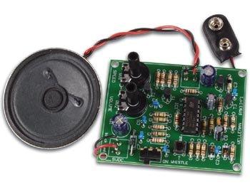 (Velleman® Steam-Engine Sound Generator Kit)