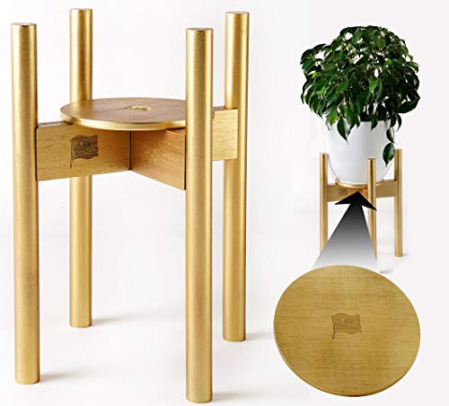 ZPirates Gold Plant Stands