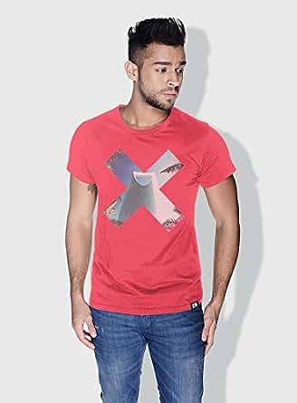 Creo Riyadh X City Love T-Shirts For Men - L, Pink