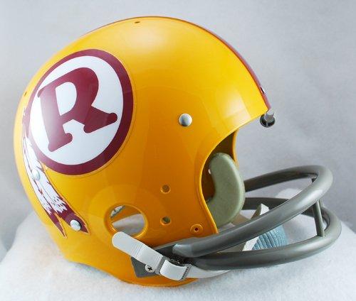 NFL Washington Redskins TK Suspension 70-71 Helmet by Riddell