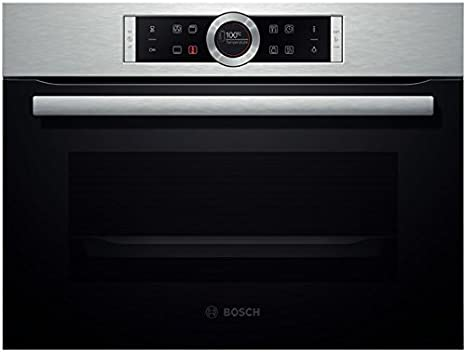 Bosch CBG635BS1 - Horno (Horno eléctrico, 47 L, 3000 W, 47 L, 3000 ...