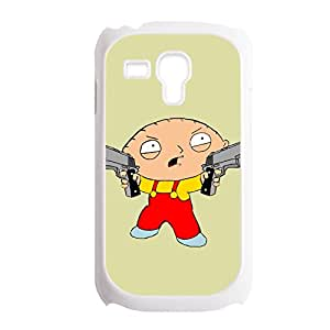 Generic High Quality Phone Case For Children For Samsung Galaxy S3 Mini Design With Family Guy Choose Design 3