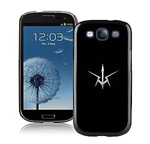 Samsung Galaxy S3 Case,2015 Hot New Fashion Stylish code geass logo 1 Black Case Cover for Samsung Galaxy S3 i9300
