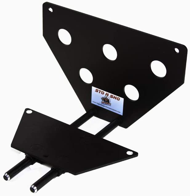 STO N SHO Front License Plate Bracket for 2014-2019 Cadillac CTS//CTS-Vsport