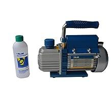 Single Stage Vacuum Pump HVAC Air Tool 220V/50HZ (Item# 230502)