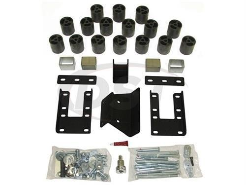 Performance Accessories, Dodge Ram 1500 Gas 2WD and 4WD (Including Air-Ride) 3