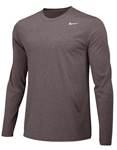 Grey Nike Legend (Nike Mens Longsleeve Legend - Grey - XL)