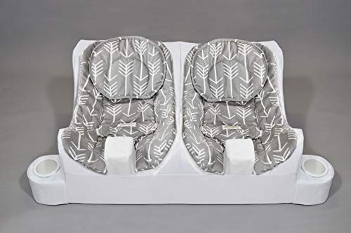 Table for Two - Twin Baby Feeding System