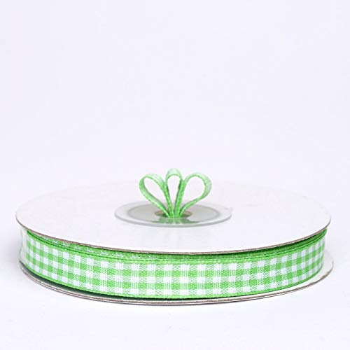 Tableclothsfactory Fashion Ribbons Gingham 3/8