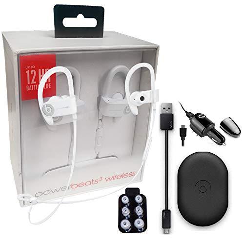 Beats Dr. Powerbeats3 Wireless Earphones & Car/Wall Charger