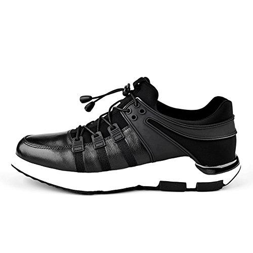 Automne Mou De Fond Alpinisme Noir Bracelet Chaussures Sur Chaussures Casual Glisser Air Dress Plein Sport Noir 4qwFzg0tx