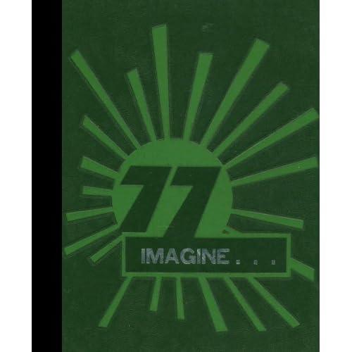 (Reprint) 1977 Yearbook: Monticello High School, Monticello, Iowa Monticello High School 1977 Yearbook Staff
