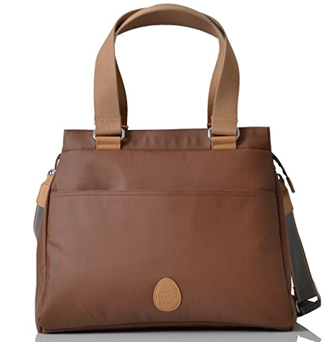 PacaPod Richmond Oak Designer Baby Changing Bag