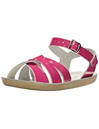 Salt Water Sandals by Hoy Shoe Strappy Sandal (Toddler/Little Kid/Big Kid/Women's)