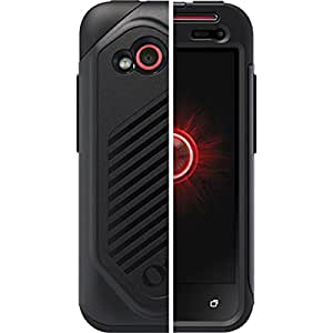 OtterBox Commuter Series Case for HTC Droid Incredible 4G LTE - Black (Discontinued by Manufacturer)