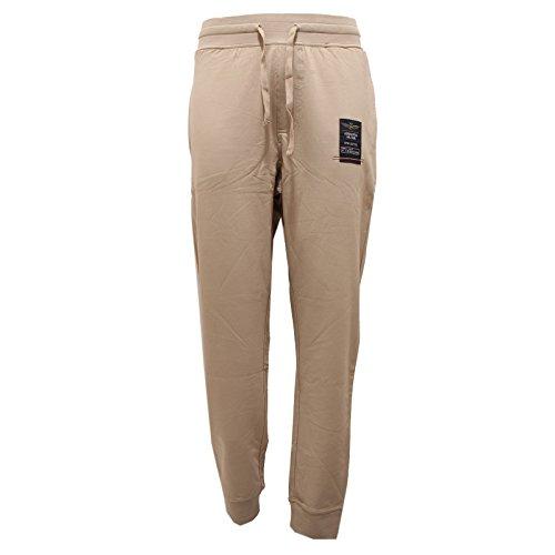 Pantaloni Tuta beige Aeronautica Militare sudadera hombre Sabbia Uomo 9861t EqTw4Zw6