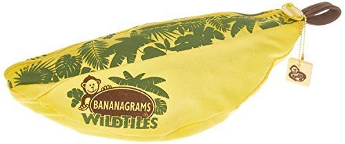 Bananagrams Wild Tiles made in New England