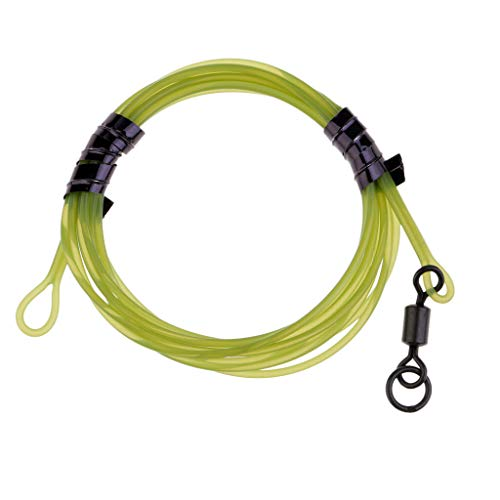 Ameglia Rig Tube Chod Hair Rigs Carp Fishing Leader Carp Links Lead Clips (Size - H012)