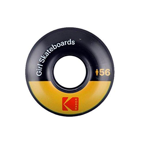 ヘリコプターアクセスできない情熱GIRL スケボー ソフトウィール GIRL Kodak Cine Cruiser Wheels 56mm ガール スケートボードウィール ソフトウィール【C1】