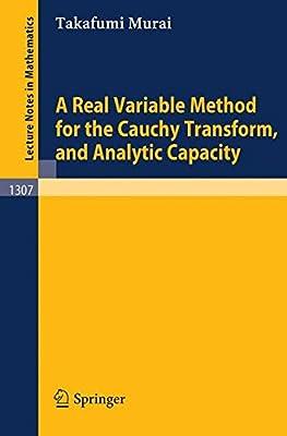 The Cauchy transform