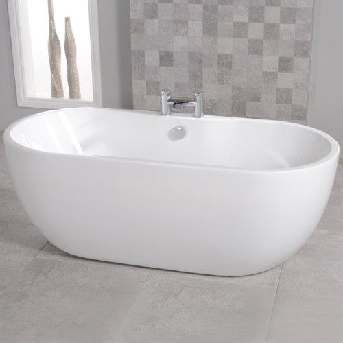 Excellent Light Grey Tile Bathroom Floor Thin Bathroom Rentals Cost Flat Custom Bath Vanities Chicago Mosaic Bathrooms Design Old Wash Basin Designs For Small Bathrooms In India ColouredBathroom Vainities 1690mm Modern White Designer Bathroom Oval Freestanding Bath ..