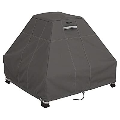 Classic Accessories Ravenna Standup Fire Pit Cover