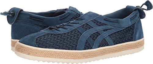Onitsuka Tijger Door Asics Unisex Delegation Light Dark Blue / Dark Blue