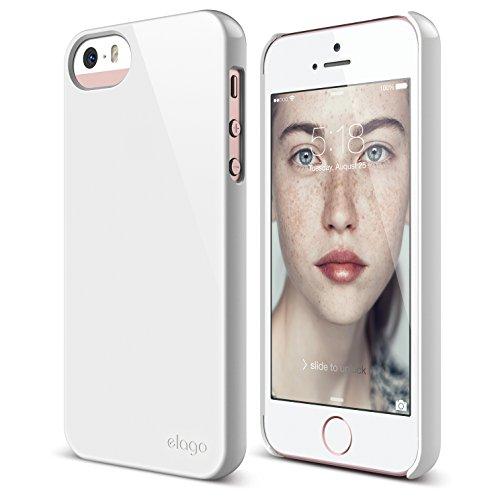 iPhone case elago Slim White