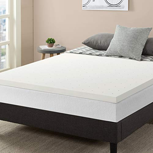 Best Price Mattress Short Queen Mattress Topper - 2 Inch Memory Foam Bed Topper, Short Queen Size