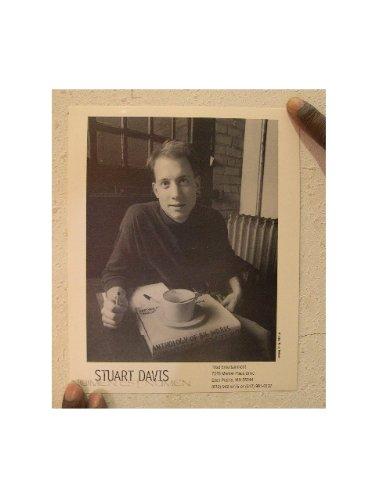 Stuart Davis Press Kit And Photo Single: Kid Mystic Album: Nomen Est Numen