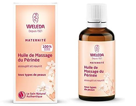 Aceite para Masaje Perineal, prepara al Parto - Weleda (50 ml) - Se