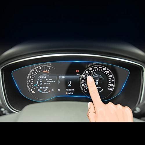 XHULIWQ カーナビゲーションスクリーンセントラルコントロールディスプレイスクリーン保護フィルム、Ford Taurus 2015-2019