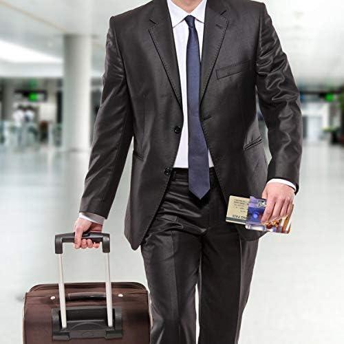 グはインストールが簡単に含まれ パスポートケース メンズ レディース パスポートカバー パスポートバッグ 携帯便利 シンプル ポーチ 5.5インチ PUレザー スキミング防止 安全な海外旅行用 小型 軽便