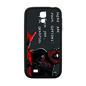 HWGL Deadpool Cell Phone Case for Samsung Galaxy S4
