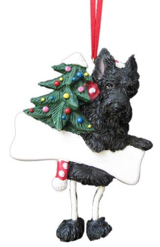 Scottish Terrier Ornament with Unique