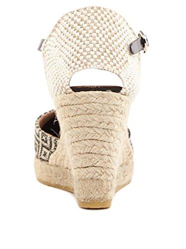 Kanna Mujer sandaletten negro