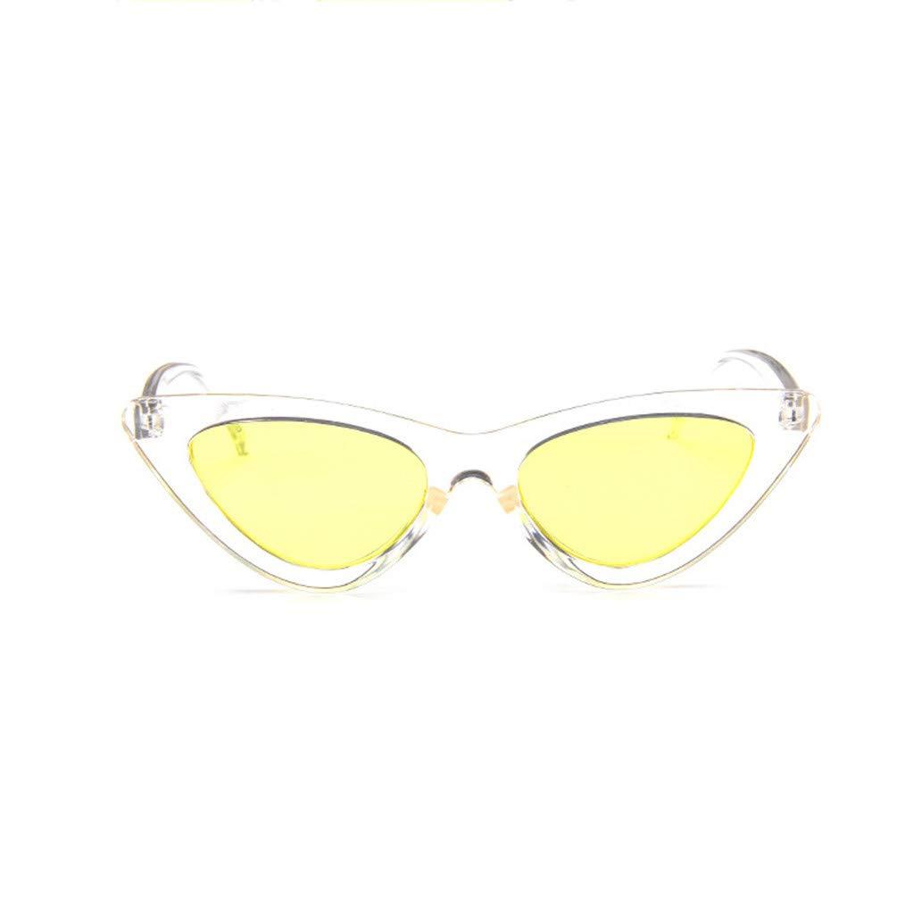 Women Polarized Sunglasses Mirrored Longra Lens Fashion Goggle Eyewear