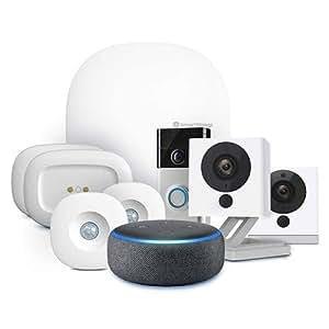 Amazon com: Travelers Insurance Smart Home Bundle (Smart Kit