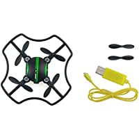 Hanbaili F-19W WIFI APP Voice Control Drone,Quadcopter Without Remote Control Trajectory Flying Pressure Set High Function Drone with Headless Mode for Kids